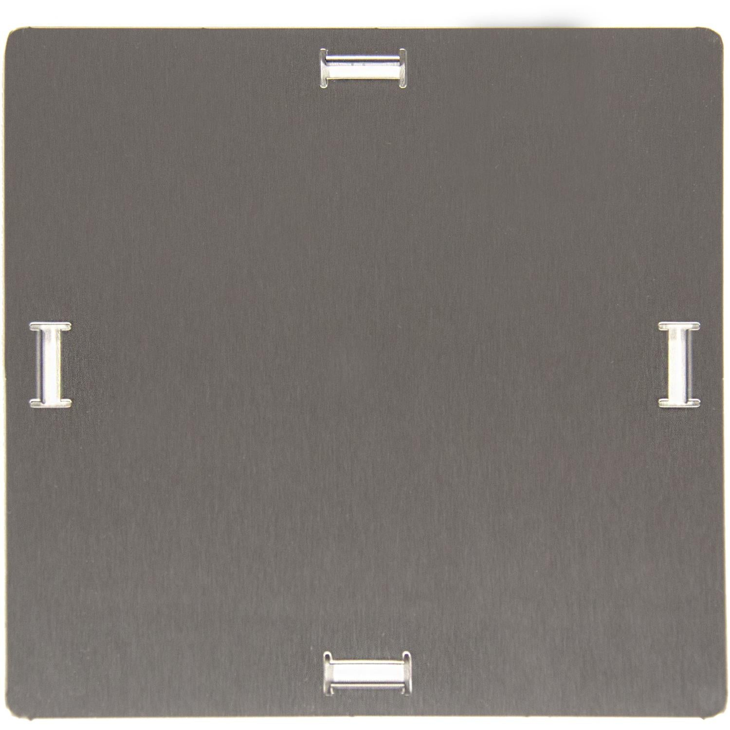Blaze Stainless Steel Propane Tank Hole Cover For Grill Carts - BLZ-LPH-COVER