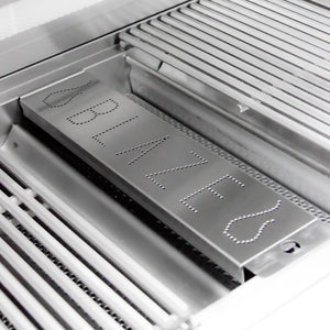 Blaze Professional Stainless Steel Smoker Box - BLZ-PRO-SMBX