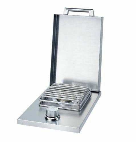 "Broilmaster 12"" Drop-In Single Side Burner - NG - BSAF12DN"
