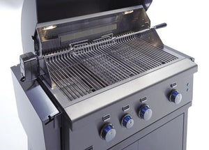 Broilmaster Rotisserie Kit for BSG424N Stainless Steel Grill - BSAMR42
