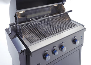 Broilmaster 26-Inch 2-Burner Built-In Gas Grill - BSG262N - Smoker Guru
