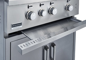 Broilmaster 34-Inch 3-Burner Built-In Gas Grill - BSG343N