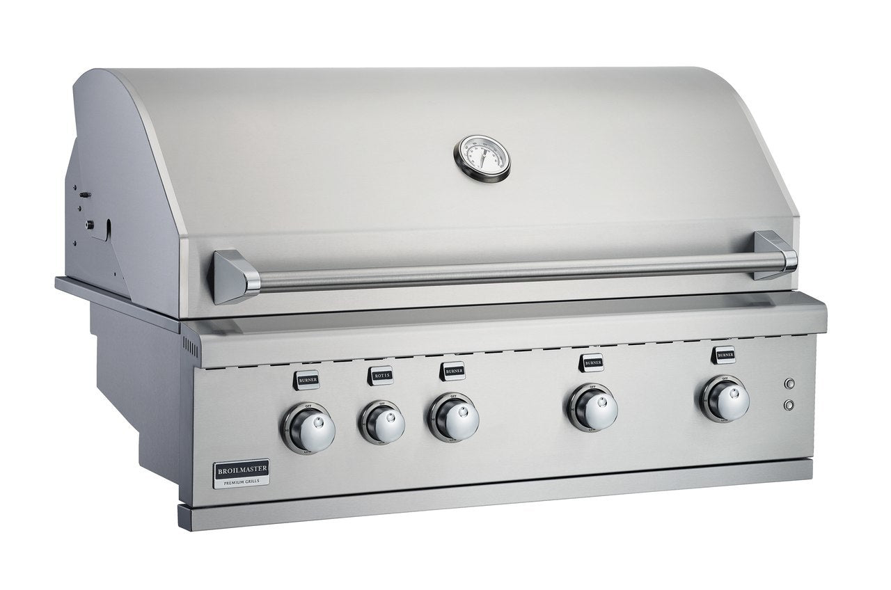 Broilmaster 42-Inch 4-Burner Built-In Gas Grill - BSG424N