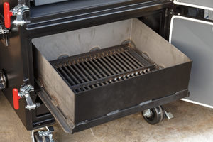 Meadow Creek BX50T Cabinet Smoker Trailer