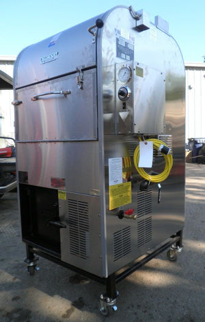 Ole Hickory Pits CTO BBQ Smoker Convection Tri Oven