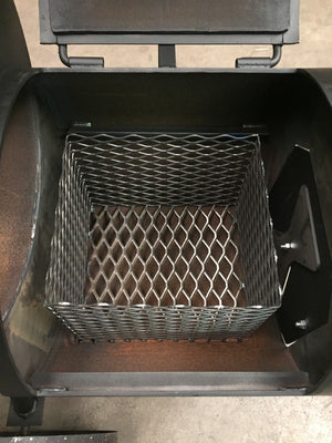 "Horizon Smoker Charcoal Basket for 20"" Classic & OKJ Longhorn"
