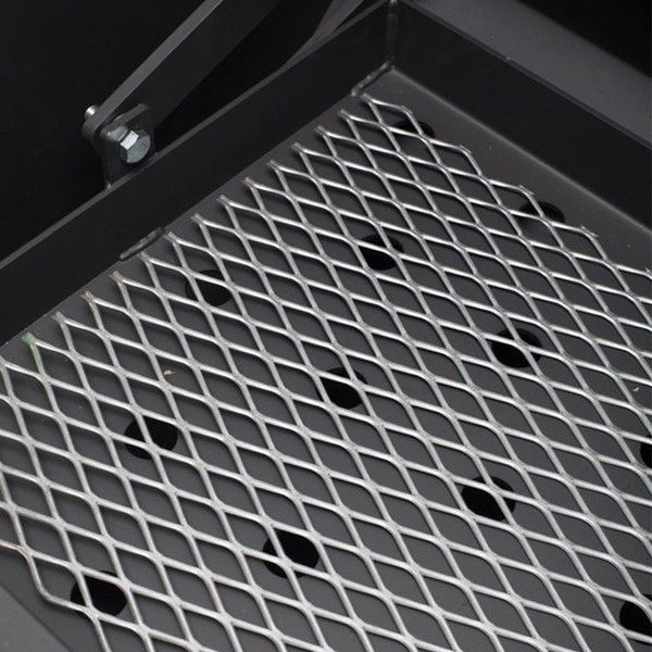 "Yoder Smokers Charcoal Grate 16"" or 20"" Pit"