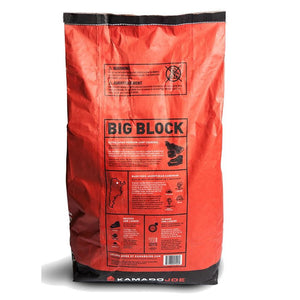Kamado Joe Big Block XL Natural Lump Charcoal - 20lbs - Smoker Guru