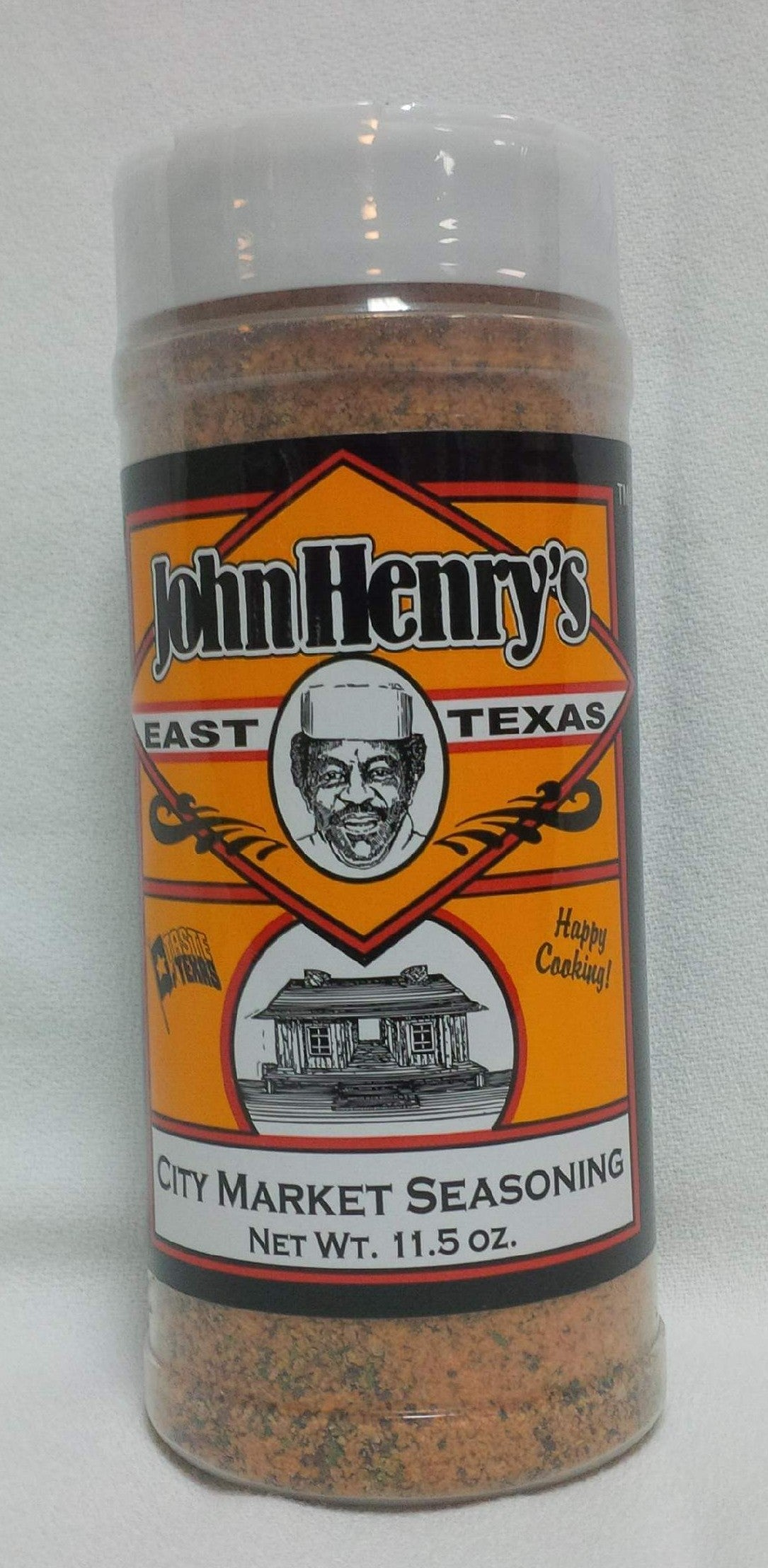 John Henry's City Market Seasoning