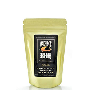 Oakridge BBQ - Competition Beef & Pork Rub (6oz)