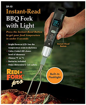 Maverick DF-10 Instant-Read BBQ & Meat Thermometer Fork