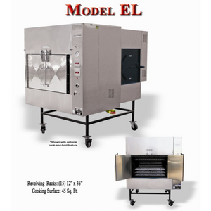 Ole Hickory Pits Model EL BBQ Smoker
