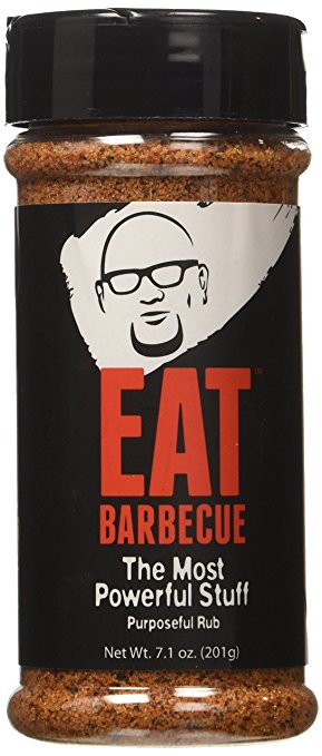 Eat Barbecue - The Most Powerful Stuff Rub - Smoker Guru