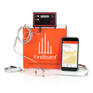 FireBoard FBX11 Thermometer Controller + Free Gift