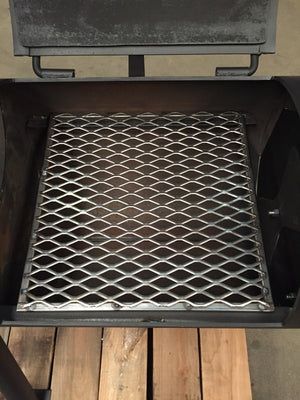 "Horizon Smoker Framed Cooking Grill - 15"" x 15"" for 16"" Classic Cooking Chamber/Ranger Firebox"