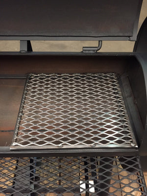 "Horizon Smoker Framed Cooking Grill - 15"" x 17"" for 16"" Ranger Cooking Chamber"