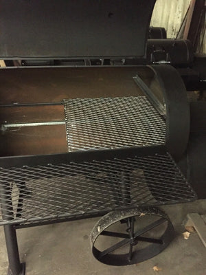 "Horizon Smoker Framed Cooking Grill - 23"" x 23"" for 24"" Smokers"