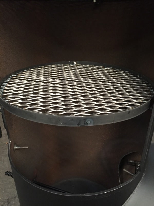 "Horizon Smoker Framed Round Cooking Grill for 20"" Ranger"
