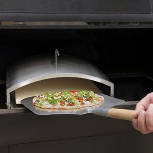 GMG Wood-Fired Pizza Attachment - Jim Bowie/Daniel Boone - Smoker Guru