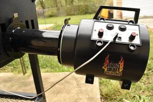 Perfect Draft BBQ Blower 2.0 Temperature Controller w/ Wireless Meat Thermometer