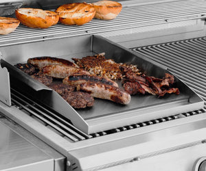 Summerset Stainless Steel Griddle Plate - Smoker Guru