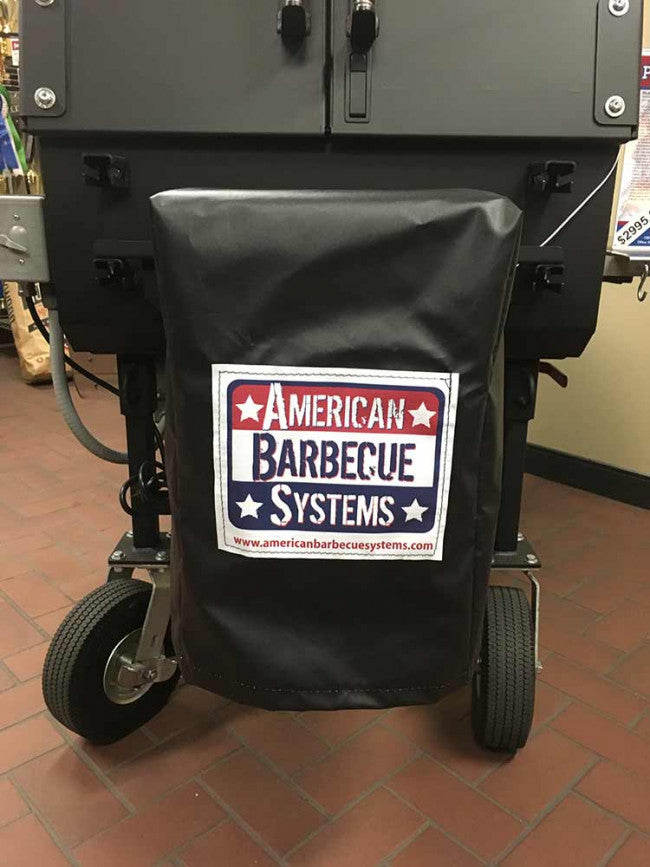 American Barbecue Systems Pellet Hopper Cover
