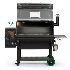 Jim Bowie PRIME PLUS WiFi Grill STAINLESS LID - Smoker Guru