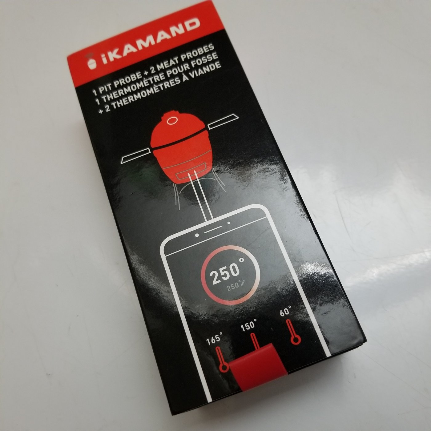 Kamado Joe iKamand Replacement Probes - KJ-IKamandPK