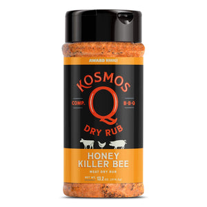 Kosmo's Q Killer Bee Honey Rub (13.2oz)