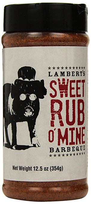 Lambert's Sweet Rub O'Mine - Barbeque