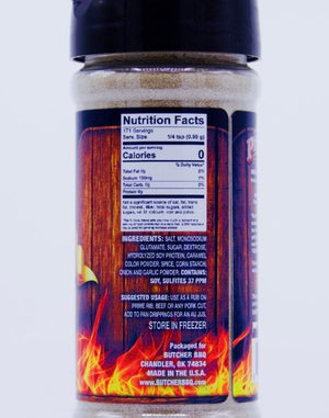 Butcher BBQ Longhorn Dust - 6oz