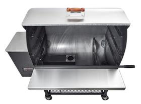 Pitts & Spitts - Maverick 2000 Wood Pellet Grill