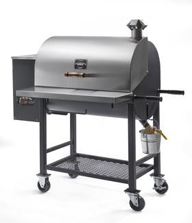 Pitts & Spitts - Maverick 850 Wood Pellet Grill