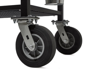 Pitts & Spitts - Maverick Pellet Grill Series Wheel Upgrade