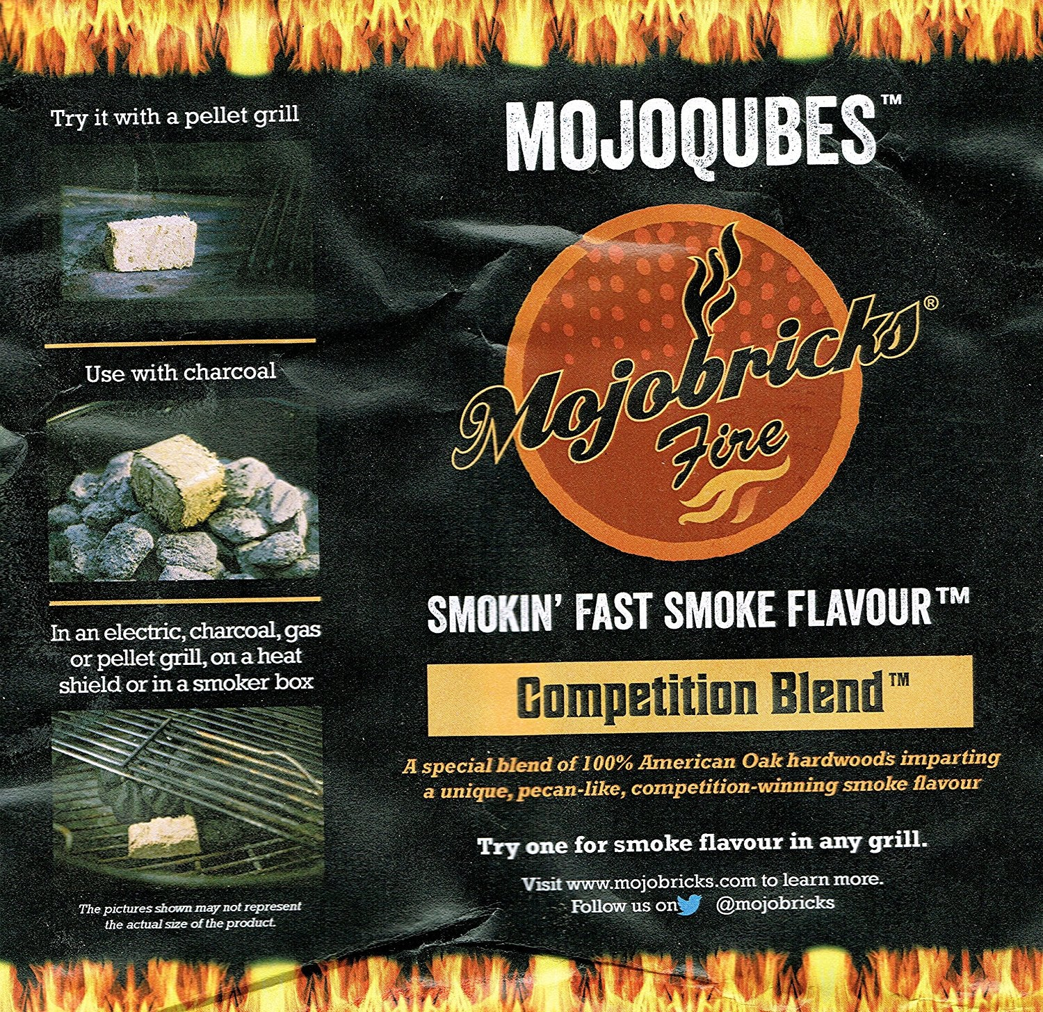 Mojobricks Mojoqubes - Competition Blend