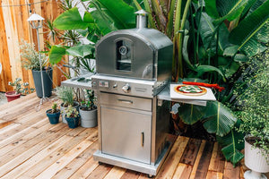 Summerset Outdoor Oven (Freestanding) - Smoker Guru