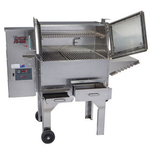 Fast Eddy's Pellet Grill by Cookshack - PG500