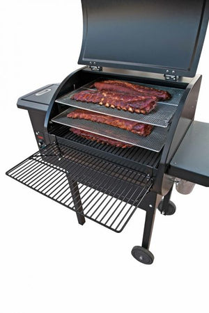 Camp Chef Pellet Grill and Smoker Shelf