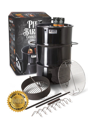 14″ Pit Barrel Junior Cooker - PKG1002