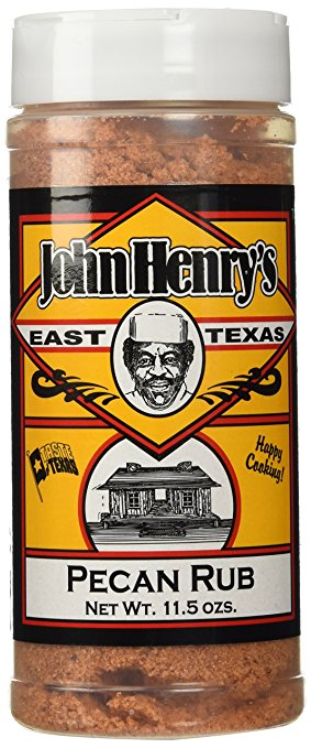 John Henry's Pecan Rub Seasoning