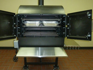 American Barbecue Systems The Pit-Boss Rotisserie