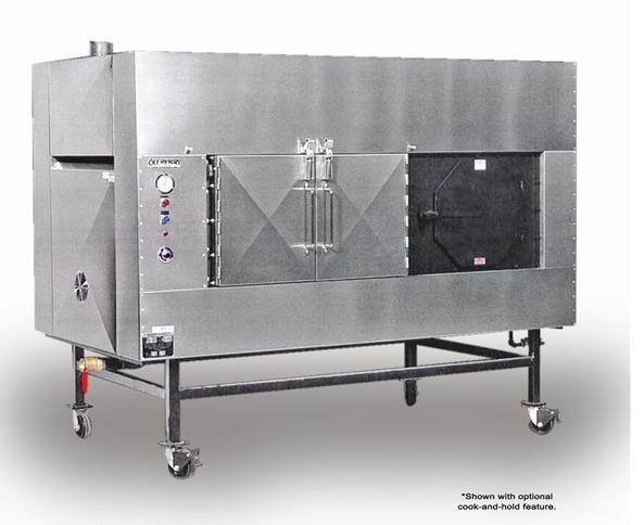 Ole Hickory Pits Model SSM BBQ Smoker