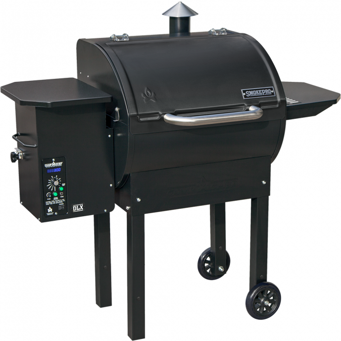 Camp Chef SmokePro DLX 24 Pellet Grill
