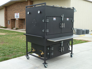 American Barbecue Systems The Smokehouse 6042
