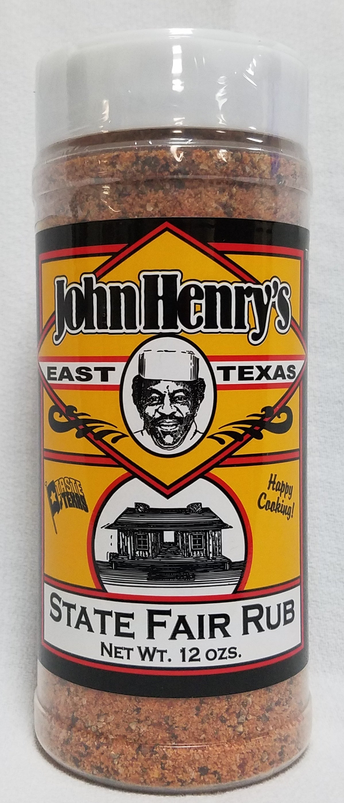 John Henry's State Fair Rub Seasoning