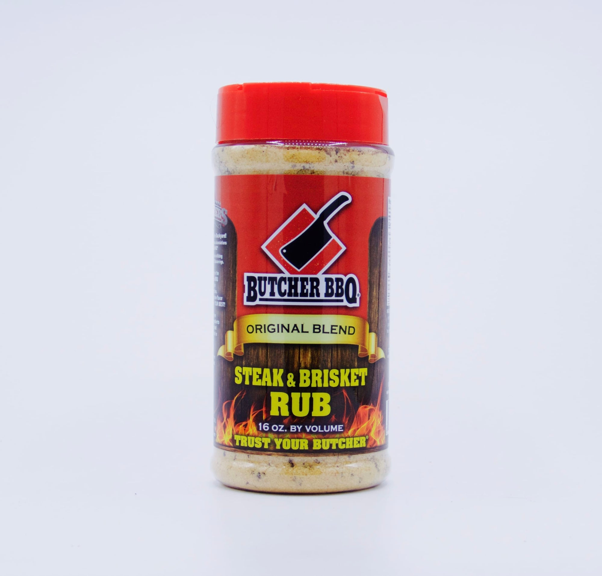 Butcher BBQ Steak & Brisket Rub - 16oz