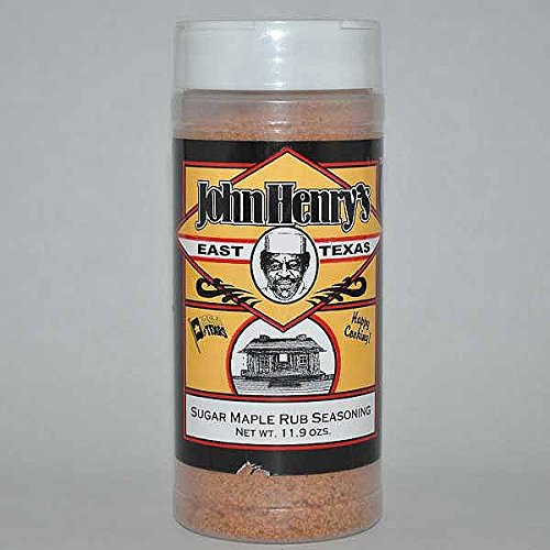 John Henry's Sugar Maple Rub Seasoning