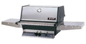 MHP Hybrid Grills Natural Gas - THRG2-NS