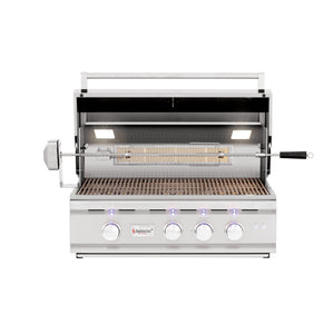"Summerset TRL 32"" Built-in Grill - Smoker Guru"