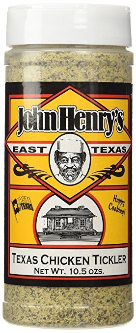 John Henry's Texas Chicken Tickler